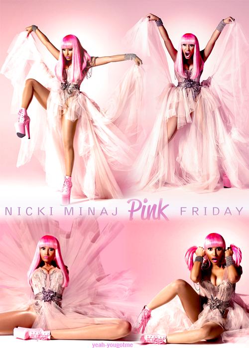 nicki minaj pink friday album songs. ALBUM: Nicki Minaj | Pink