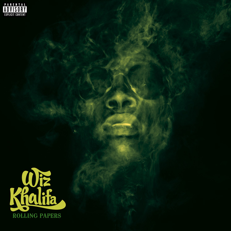 wiz khalifa rolling papers album cover wallpaper. ALBUM: Wiz Khalifa – Rolling