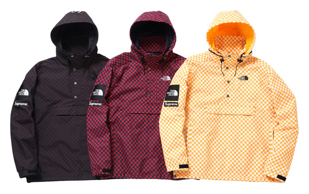 Collection Supreme X The North Face X 2011 Spring Summer Sb