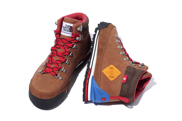 """SHOES: Stussy Deluxe x UNDFTD x The North Face """"The Back to"""