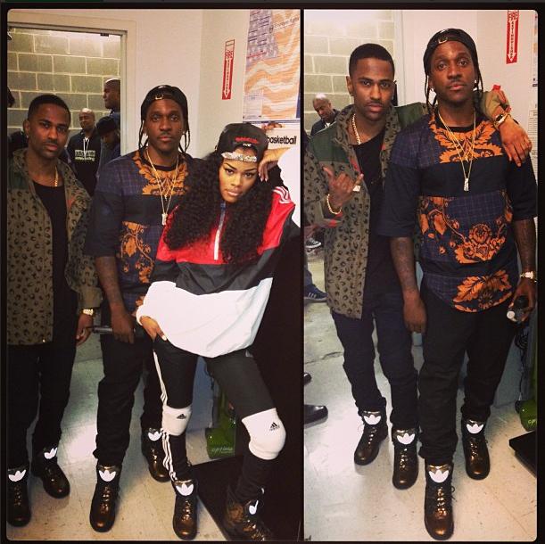 Sneaker RANDOMTeyana GLC ReleasesB x Taylor Harlem zpqUSVGM